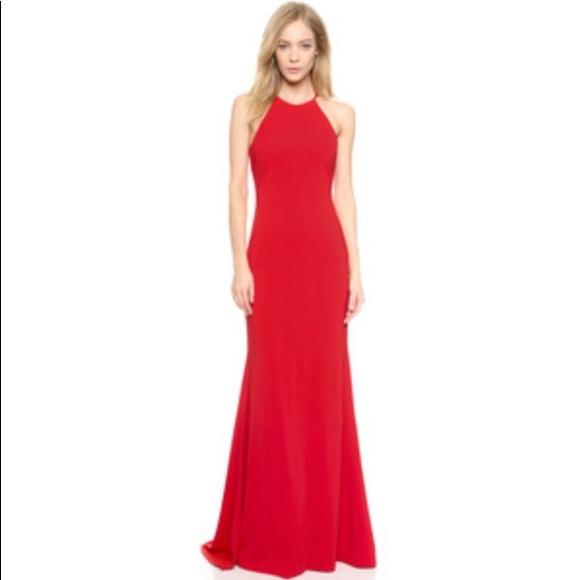 0763b2f59e3c Badgley Mischka Dresses   Backless Gown   Poshmark
